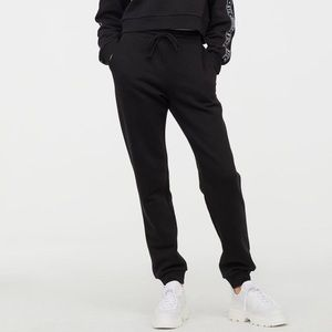 H&M Divided Joggers (Black)